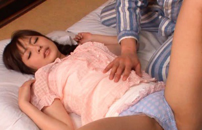 Hirono imai. Sophisticated Hirono Imai moans good enjoys massage of her delicious cunt