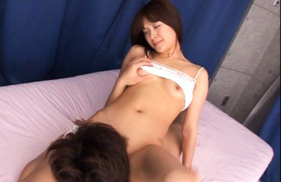 Mihiro. Crazy hot Mihiro loves banging of hairy pussy after cunnilingus