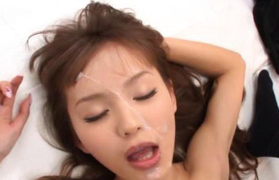 Emiri okazaki. Babe Emiri Okazaki gets fuck and facialized in the lovely scene