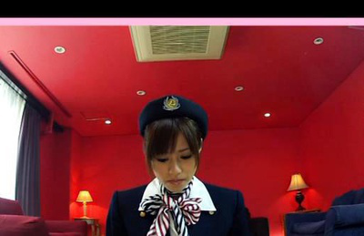 Rina rukawa. Pleasant cop Rina Rukawa kisses charming with lover