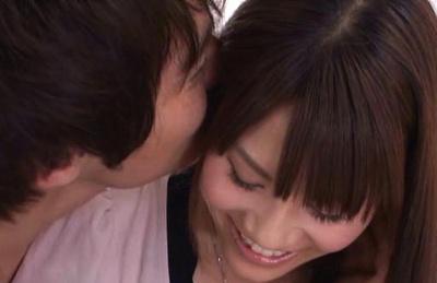 Httpfhg idols69 com44744ainikaidou3xv1073ainikaidougetsfuckedhard1natsmjeymjk6mte6mq000220597. Horny Ai Nikaidou enjoys a kiss and a tease on her hot tits