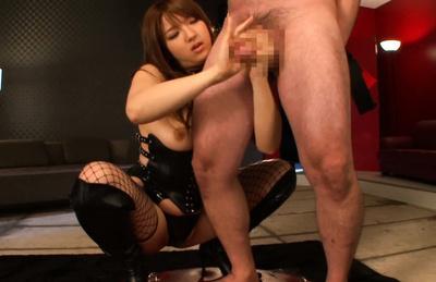 Shiori kamisaki. Elegant Shiori is sensual that penish and