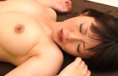 Minami aida. Beautiful Minami Aida gets roused fucked sweet in her hairy cunt