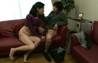 Ayumi takanashi. Ayumi Takanashi shows nasty arse while blowjob