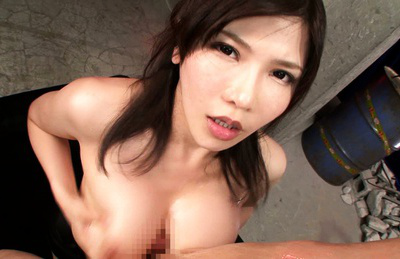 Anri okita. Fabulous Anri Okita facialized massive and wild in