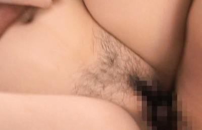 Aoi nagase. Aoi Nagase Asian with round tits has hairy hot box