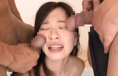 Miki yoshimura. Miki Yoshimura Asian gets ejaculate on lips from
