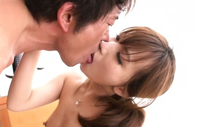 Kokone mizutani. Kokone Mizutani Asian with hot breasts and