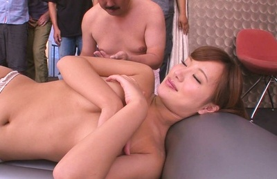 Kokone mizutani. Kokone Mizutani Asian hottie has cumshot in