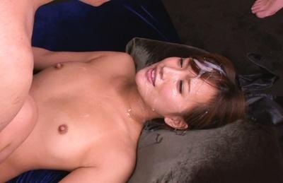 Kokone mizutani. Kokone Mizutani lascivious Asian chick sweet