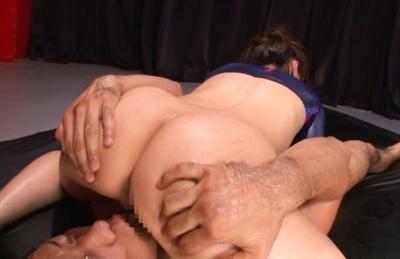 Nono mizusawa. Nono Mizusawa hot close up of pussy banging