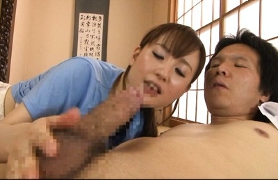 Kaori saejima. Kaori Saejima Asian gal has great tits sucked