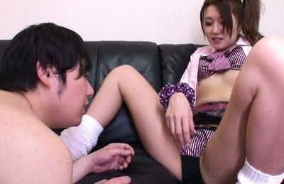 Mona takei. Mona Takei Asian has pussy touched over panty