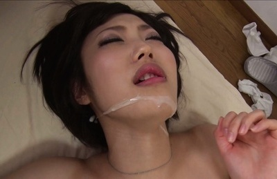Asahi mizuno. Asahi Mizuno gets violent fuck and made to