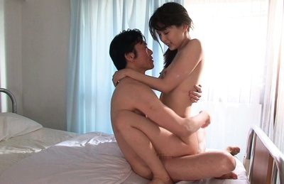 Tsukasa aoi. Tsukasa Aoi Asian with great behind is pumped in