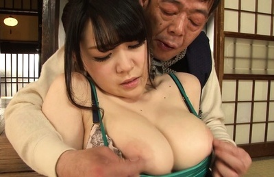 Sena minami. Sena Minami Asian with huge hooters has love box licked by fellow
