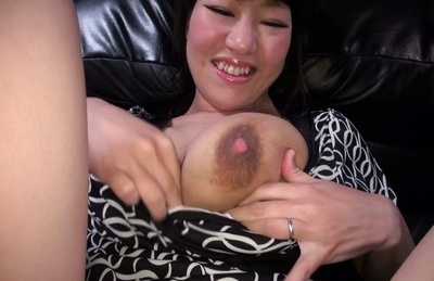 Maiko katou. Maiko Katou Asian spreads hot arse cheeks and
