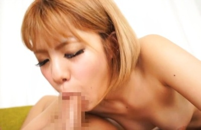 Kana aono. Kana Aono Asian nude sucking phallus and licks