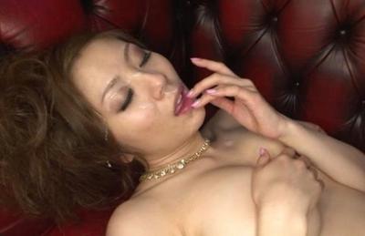 Yuma Asami Busty Asian Babe Enjoys A Real Hard Fucking
